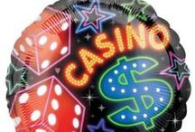 Vegas Casino Party / Vegas themed party props & accessories