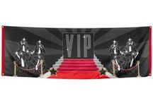 Awards Night Party / Awards Night themed party decorations, props & accessories