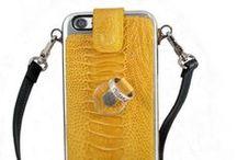 Fundas y carcasas iPhone 5, 6 y 6 Plus / Novedades en fundas y carcasas para los modelos de iPhone, con tapa, sistema anticaídas Finger 360 y cordón para colgar.