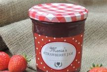 Personalised Labels / Our collection of stylish personalised labels