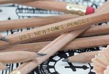 Personalised Stationary / Perfect for all ages and occasions