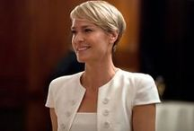 Robin Wright/Claire Underwood style / by Akvilina