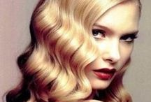 HAIRSTYLE IDEAS / Vintage hairstyle ideas and inspiration