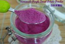 Homemade Fillings/Sauce/Powder