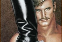 Tom of Finland`s / A view of masculinity. Tom Of Finland (Finnish, 1920 – 1991) © Tom of Finland Foundation