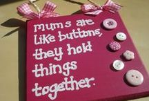 Mother's Day Fun / Places to go, delicious recipes, fun crafts and gift ideas - our board has everything you need to celebrate Mother's day in style!