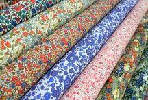 Liberty Art Fabrics / Gorgeous vintage prints from Liberty!