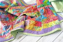 Batiks / The colours, the patterns - is there anything quite like batik?