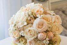 Vintage / Vintage wedding flowers