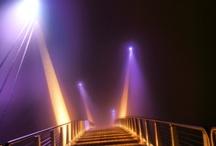 Scatti quotidiani / Bridge in the fog ovvero...Ponte nella nebbia