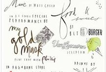 { Fancy Fonts } / Free fronts to download