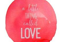 { Valentine Inspiration } / For my special someone