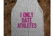 Athletes I want to meet / by Peyton Wolfe