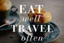 { Wanderlust } / Places to visit