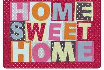 Home sweet home :)