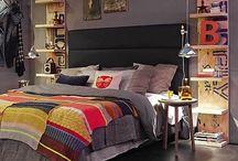 Bedroom / Ideas and inspiration for the master and guest bedrooms/Ideetjes en inspiratie voor de verschillende slaapkamers