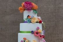 Our Wedding Cake Wowzas / Just a taster of some of our favourite wedding cake creations from the team at Bluebell Kitchen.