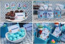 Bubble Guppies / Party Ideas for a bubble guppies theme / by Styling the Moment