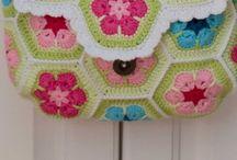 Väskor-Bags / Crochet