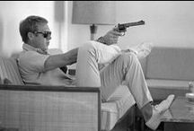 Steve Mcqueen the King of Casual and Cool