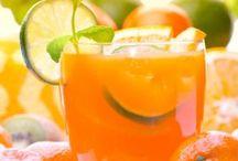 Colour me Orange / Orange, a happy colour of warmth, joy and creativity. Orange is the colour of the Dutch Royal family.g