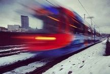 Public transport / Images of public transport we like from around the world.