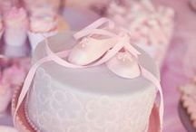 Ballerina and Dance Party ideas / by Styling the Moment