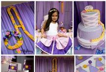 Tangled / Rapunzel Party Ideas  / by Styling the Moment