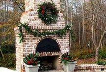 Mantel & Fireplace Decor