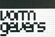 Wim Crouwel / Wim Crouwel founder Total Design worked from 1963 – 1982 #wimcrouwel #crouwel #totaldesign