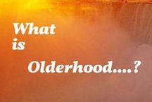 "Olderhood Blog - What we are / The ""Olderhood"" Blog - Olderhood is a word we created and it has been universally accepted around the world. It has spawned Olderhood International Clubs in several countries. Olderhood has over 60,000 Fans around the world."