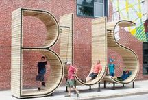Bus shelter inspiration / pics of bus shelters from around the world