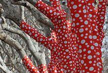 Popsyclunk branding - spots and stripes / Spots and stripes