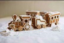 Gingerbread / Gingerbread and other gingerbread tastes / Pierniki i inne piernikowe smaki
