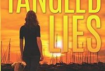 Tangled Lies - Available Now / Ideas & Inspiration for Tangled Lies, my new Florida-set romantic suspense