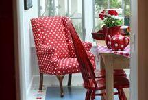 Red  dotie cottage