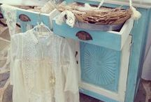 Vintage Shabby Chic / | Vintage Shabby Chic | Greek Baby Christening Baptism | Η βάπτιση της γλυκιάς Μαριτίνας |