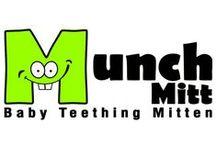 Distributeur Munch Mitt, mitaines de dentition / Pur Noisetier, distributeur exclusif des mitaines Munch Mitt dans les pharmacies du Québec. Vente en ligne.