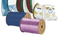 Product: BOWS & RIBBONS / Gift Ribbon Rolls from Bags & Bows add elegance and beauty to packaging. With numerous styles, colors, and designs available, you can browse through examples of our most popular gift ribbon rolls and gain ideas for packaging.