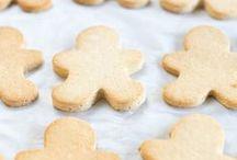 Kids snacks / Paleo Sugar Cookies