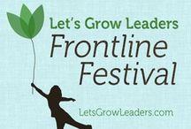 Frontline Festival @LetsGrowLeaders
