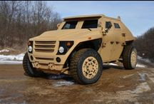 Military Vehicles / by Arni E.