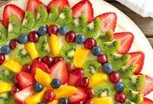 Frutas e frutas