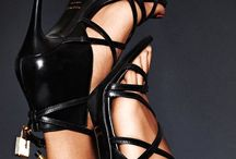 Heels N Thrills / These are the shoes I adore...from flats..heels...wedges..and more!!!! / by Lauren Hawkins