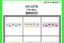 Music solfa pitch