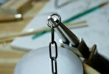 How to make... ideas / by lareine                                              artisan silver jewellery