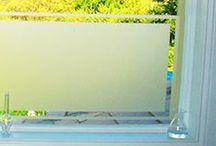 Decorative Window Vinyl