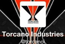 TORCANO INDUSTRIES USA / Southern California-based Torcano Industries is a full service sales and distribution company. Facebook: Torcano Industries   Twitter: @torcanoi     Instagram: @torcanoi
