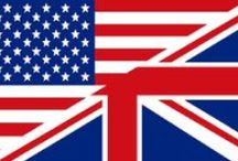 England / I long to go!  Land of my ancestors... / by DeAnna Anton