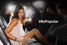 #BePopular